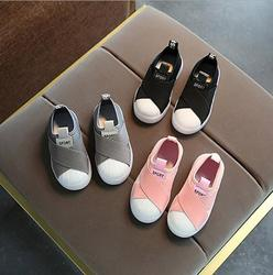 Kids Shoes With Light Children Canvas Sport Led baby Sneakers Size 21-30
