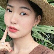 Korean Retro Leaf Earrings