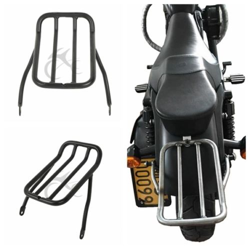 Rear Luggage Rack For Harley Sportster 09-18 XL 883N, 07-18 XL1200N 1200V 1200X luggage