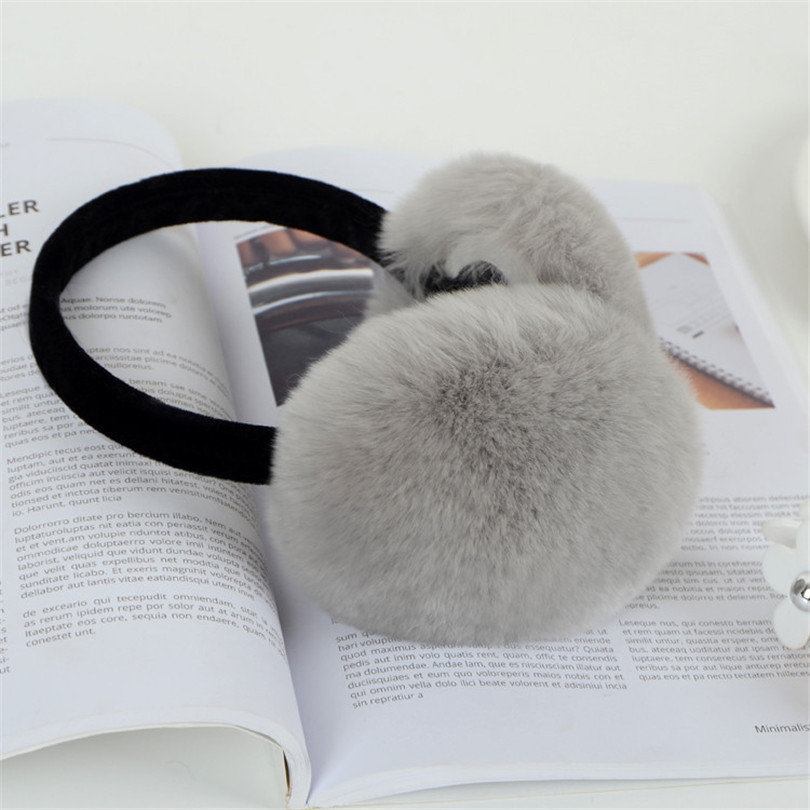 2017 Winter Women Warm Fur Earm