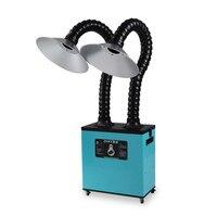 Прижигание дыма очиститель пайки мастерской фильтр дыма лазерной резки дым изнурительной и удаление дыма equ