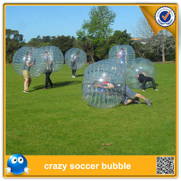 Promotion+free shipping ! ! ! bubble football/ bubble ball for football bumperz bubble football
