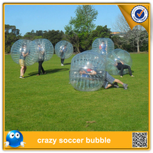 Promotion+free shipping ! ! ! bubble football/ bubble ball for football