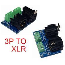 цена на 1 pcs XLR3-3P DMX512 Relays connector
