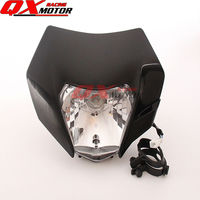 Dirt Bike Motocross Supermoto Motorcycle Universal Headlight For 14 16 KTM SX F EXC XCF SMR