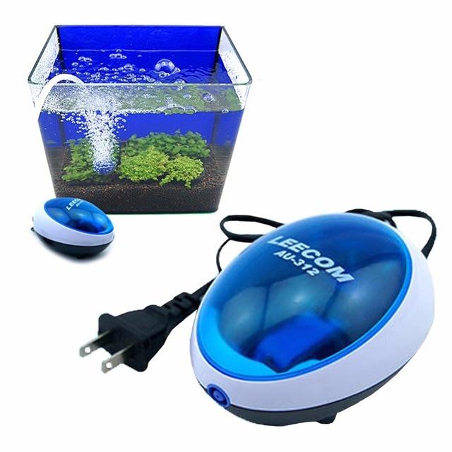 2W New Arrival New Ultra Silent High Out Energy Efficient Aquarium Air Pump Fish Tank Oxygen AirPump Aquarium accessories 05