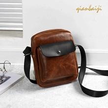Male Handbags Man Shoulder Satchel Women Sling Bag Leisure Packet Man Handbag Crossbody Ladies Hand Bags For Purses And цены