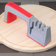 1pcs knife sharpener kitchen tools sharpening stone for knife(China)