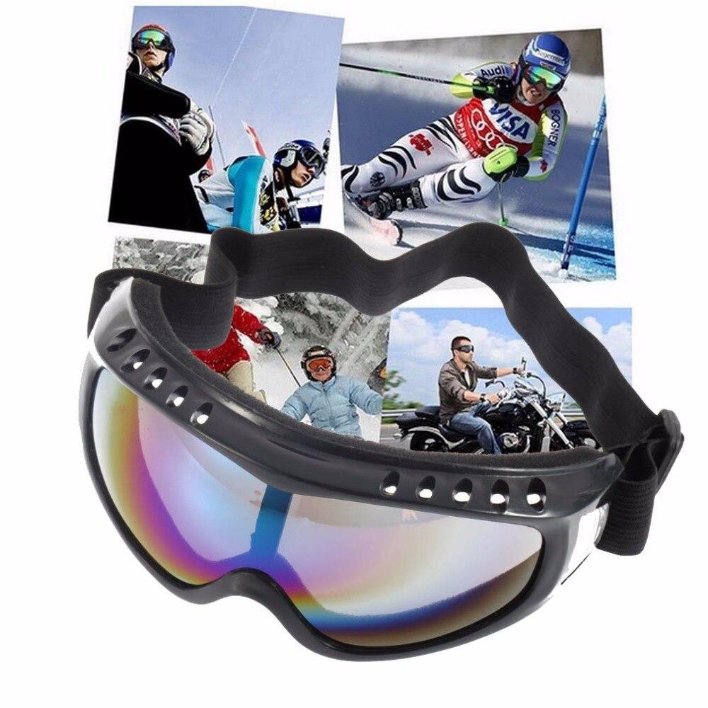2017 Nuevo estilo snowboard a prueba de polvo gafas de sol ...