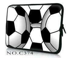 Футбол 14,1 аксессуары для ноутбуков 13,3 15,6 сумка для ноутбука 17,3 рукав для ноутбука 12,3 7,9 чехол для планшета 10,1 для macbook air 13 Чехол