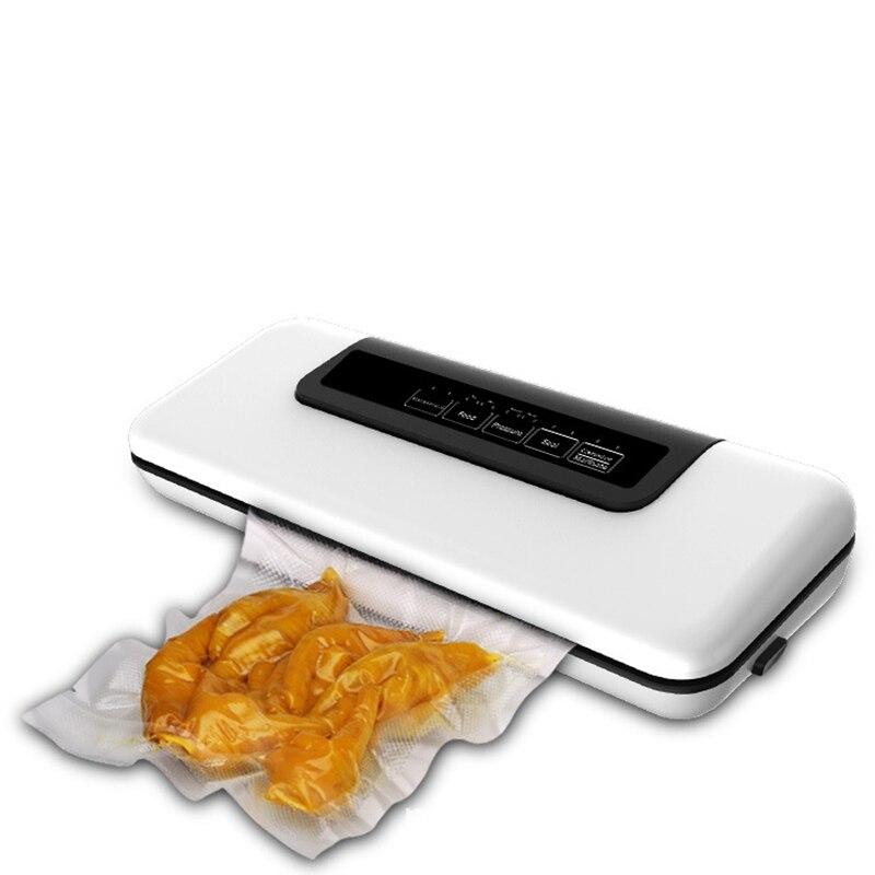 Ménage 110-220 v Automatique Sous Vide Alimentaire Scellant Machine D'emballage Sous Vide