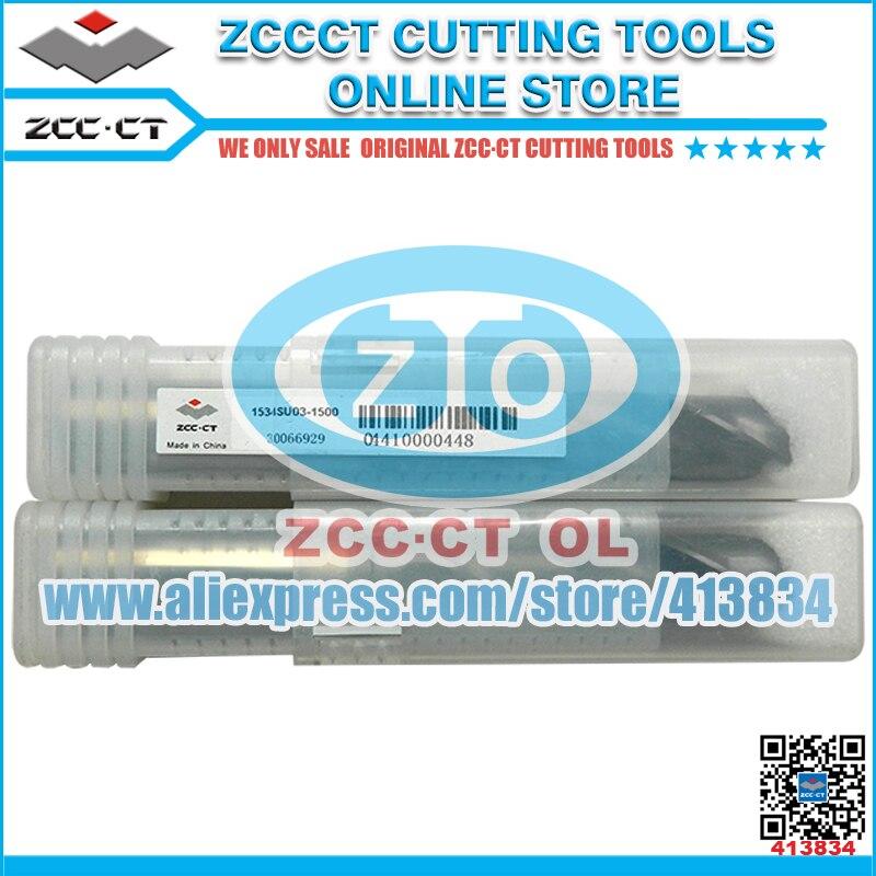 1pc 1534SU03-1500 ZCC cuttting tool cnc twist drill bit D15*115L ZCCCT boring tools drilling cutter zcc ct brand new parting and grooving tools qefd2525r17 cnc turning tool holder