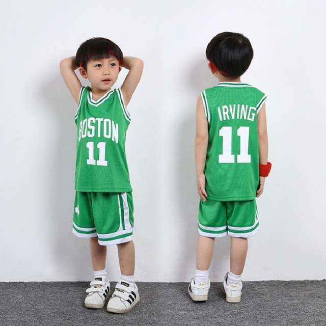 Ensemble Basket-Ball Enfants – Celtics Green