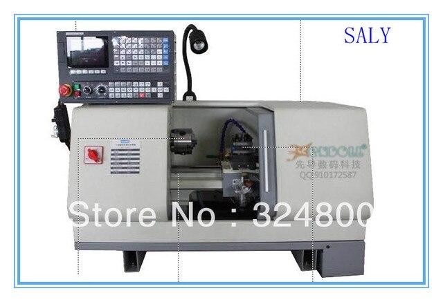Kleine multifunctionele cnc draaibank mini for Mini tornio cnc