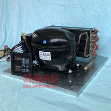 BD65HC компрессор постоянного тока конденсаторные блоки для макс. 500 литров холодильник 12V24V48V компрессор конденсатор термостата