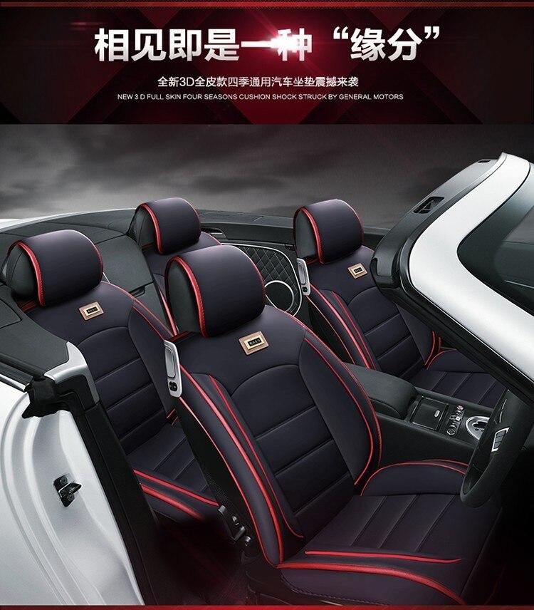 Toyota Hilux Rojo Impermeable Cubierta de asiento Delantero-Individual