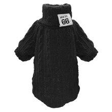 Turtleneck Soft Knitwear