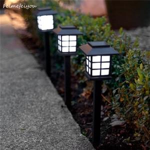 2pcs/lot Solar Pathway Lights
