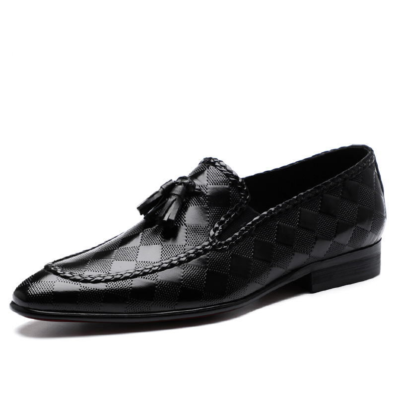 2019 Fashion British Style High Quality Genuine Leather Men Oxfords ,Slip on Business Men Shoes Wedding Shoes, Men Dress Shoes2019 Fashion British Style High Quality Genuine Leather Men Oxfords ,Slip on Business Men Shoes Wedding Shoes, Men Dress Shoes