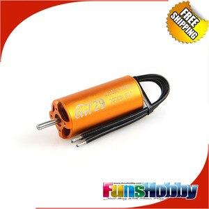 Image 1 - 4 biegun silnik wentylatora pomarańczowy fabrycznie nowe bez opakowania TS 04AZ1540/5 T/6 T/7 T COOL42 /32/29