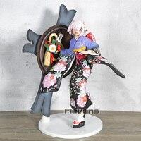 FGO Fate/Grand Order Shielder Mash Kyrielight Kimono Ver. 1/7 Scale PVC Figure Collectible Model Toy