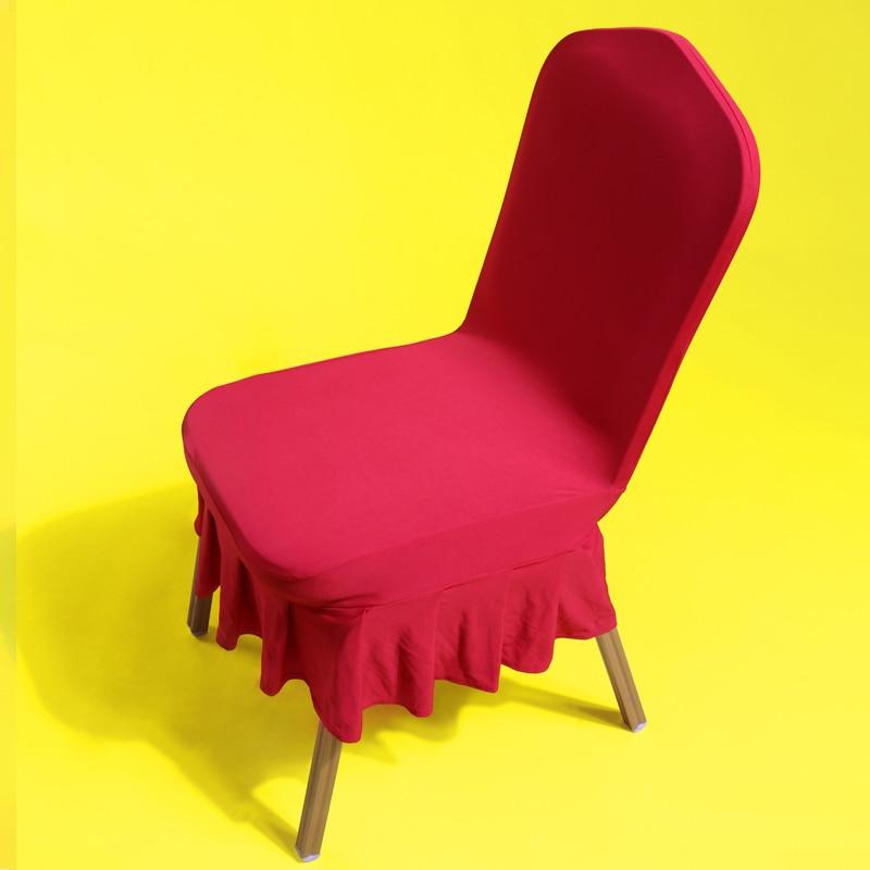 hotsale elasztikus étkező székhuzat otthoni szálloda - Lakástextil