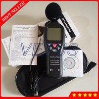 TL-200 Digital USB Sound Level Decibel Tester Meter with Noise Data Logger