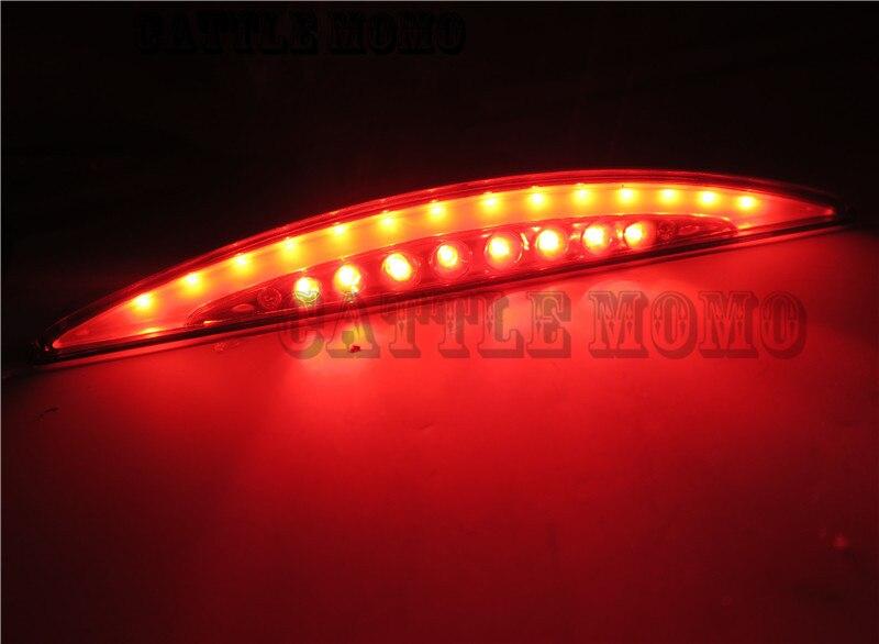 Артқы жарықдиодты фанер ұшты артқы - Мотоцикл аксессуарлары мен бөлшектер - фото 6