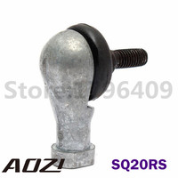 High Precision New 20mm SQ20RS M20X1 5 Spherical Plain Bearing Rod End With Ball Stud Winding