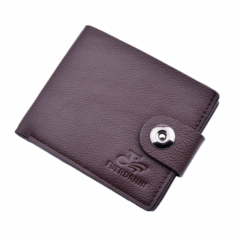 Luxury Brand Men Wallets Short Dollar Price Money Bag Male Clutch Leather Wallet Carteira Masculina Mens Purse Wallet baellerry small mens wallets vintage dull polish short dollar price male cards purse mini leather men wallet carteira masculina