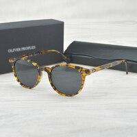 Polarized Sunglasses Ov5318 Unisex Sunglasses Women Brand Designer Delray Oculos De Sol