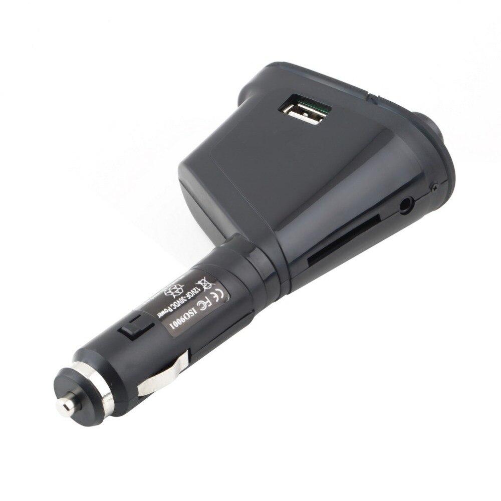 Unterhaltungselektronik Effizient 3 In 1 Wireless Bluetooth Fm Transmitter Mp3 Player Auto Kit Auto Für Iphone Fernbedienung Auto Audio-player SchüTtelfrost Und Schmerzen Tragbares Audio & Video