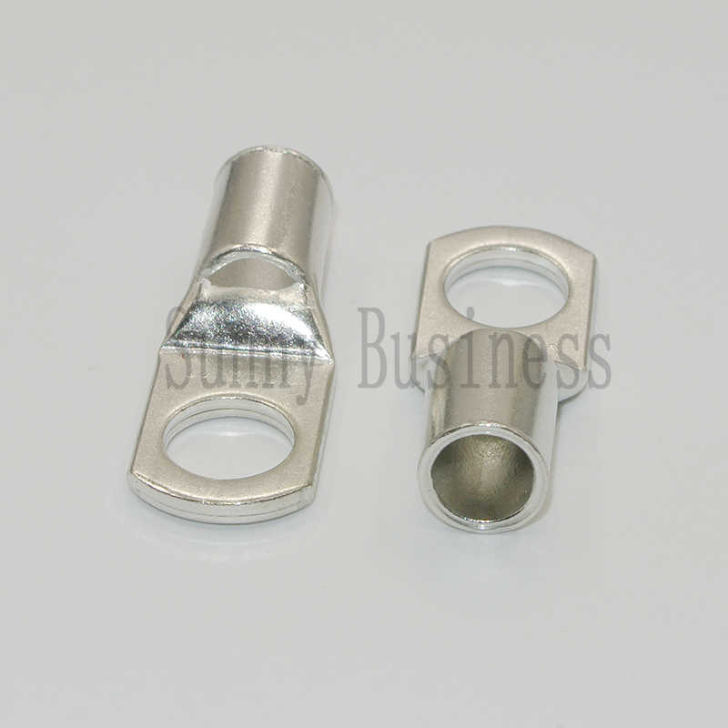 Terminals Crimp Solder Cable Lugs Eyelet Battery 35mm hole size 6mm 8mm 10mm 12