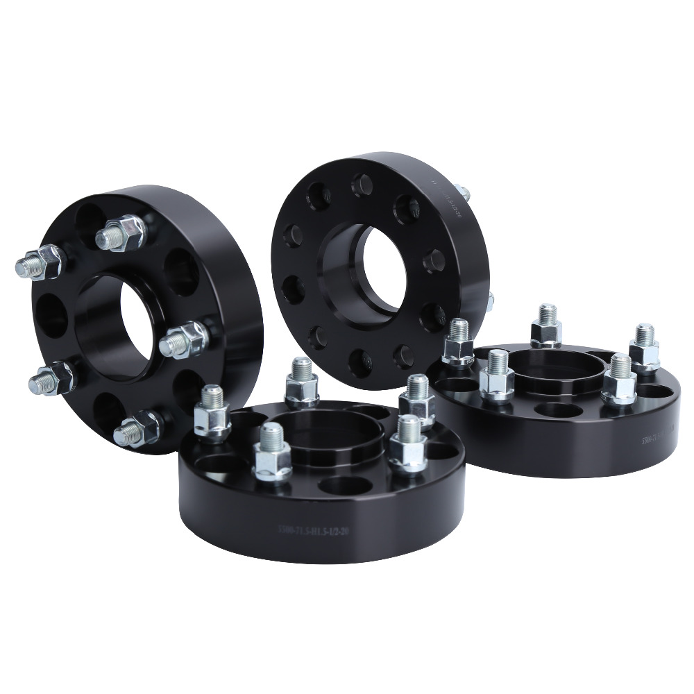 """5x5 Wheel Spacers 1.5"""" Hubcentric, Fit 07 18 Jeep Wrangler"""