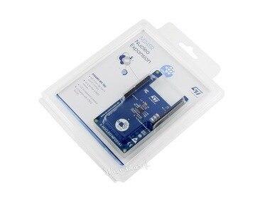 Оригинальный STM32 X-NUCLEO-NFC01A1, динамический NFC тег плата расширения на основе M24SR для STM32 Nucleo
