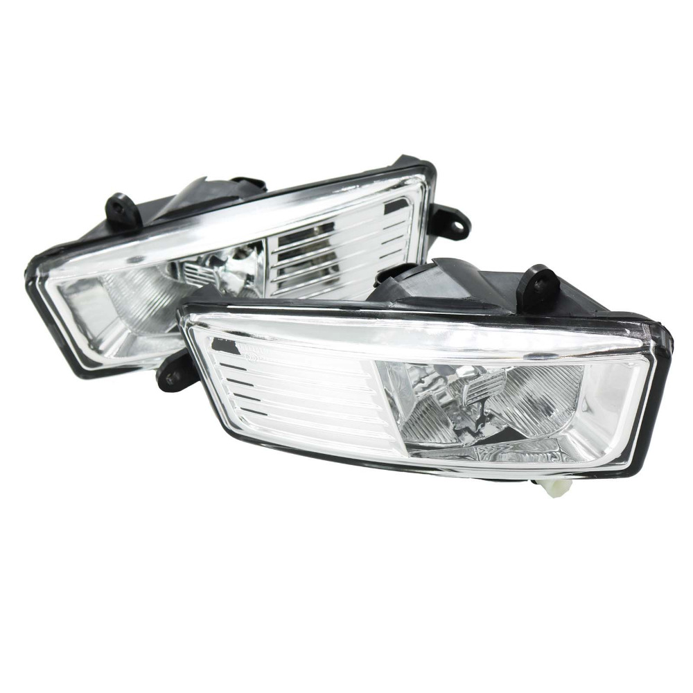 2Pcs For Audi A6 C6 Avant S6 Quattro 2009 2010 2011 Car-styling Front Halogen Bulb Fog Light Fog Lamp audi coupe quattro купить витебск