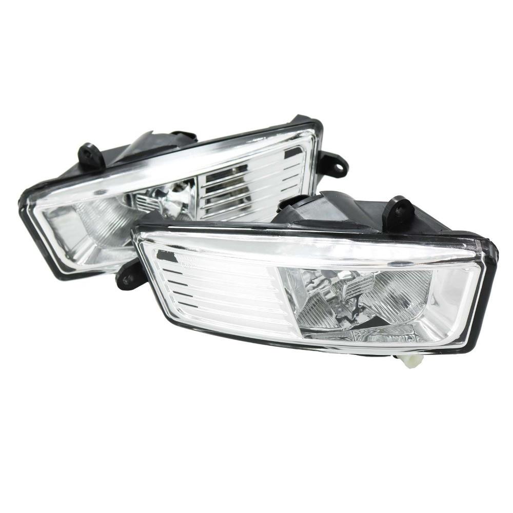 все цены на 2Pcs For Audi A6 C6 Avant S6 Quattro 2009 2010 2011 Car-styling Front Halogen Bulb Fog Light Fog Lamp