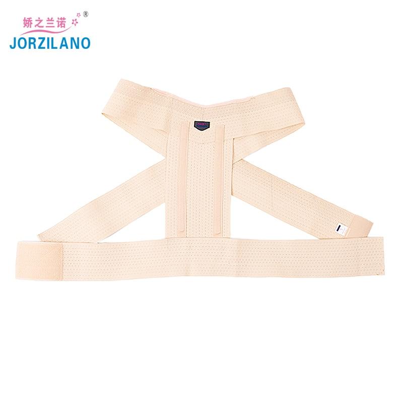 JORZILANO Unisex Kids Breast Back Bryststøtte Belt Corrector - Helsevesen - Bilde 5