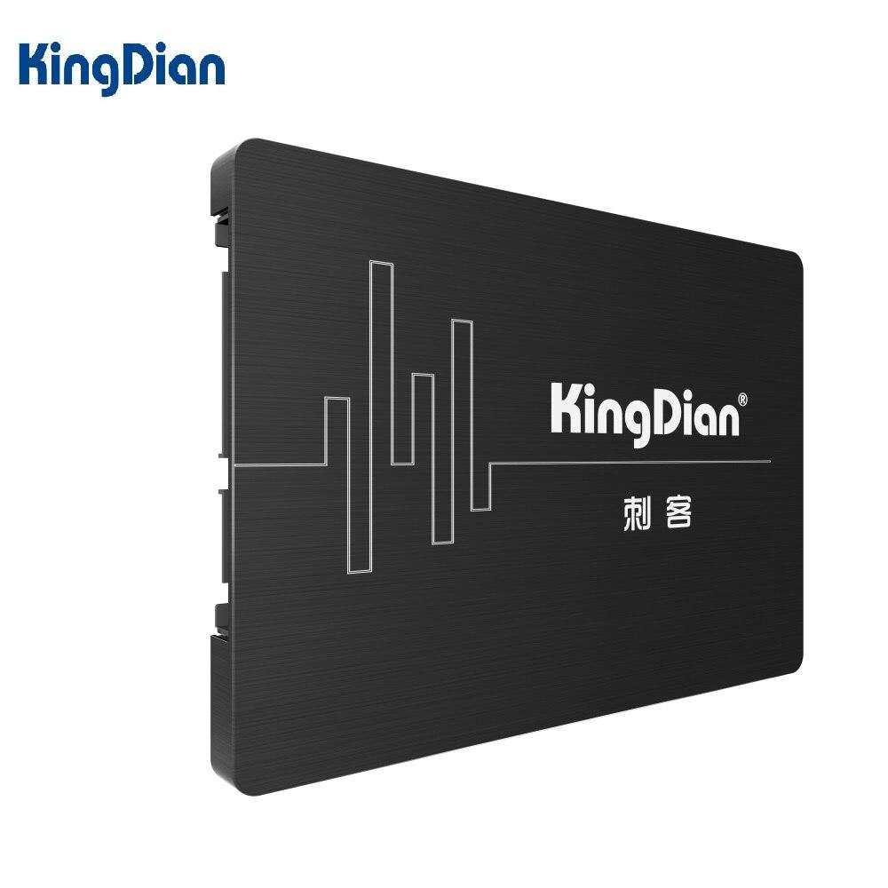 Prix pour D'origine KingDian S280-120GB Solide State Drive 2.5 pouce SSD 120 GB 240 GB 480 GB HD HDD pour Ordinateur Matériel