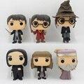 Loose juguetes funko pop modelo de juguete de la película harry potter hermione granger figura de acción del pvc de vinilo adornos juguetes para los niños