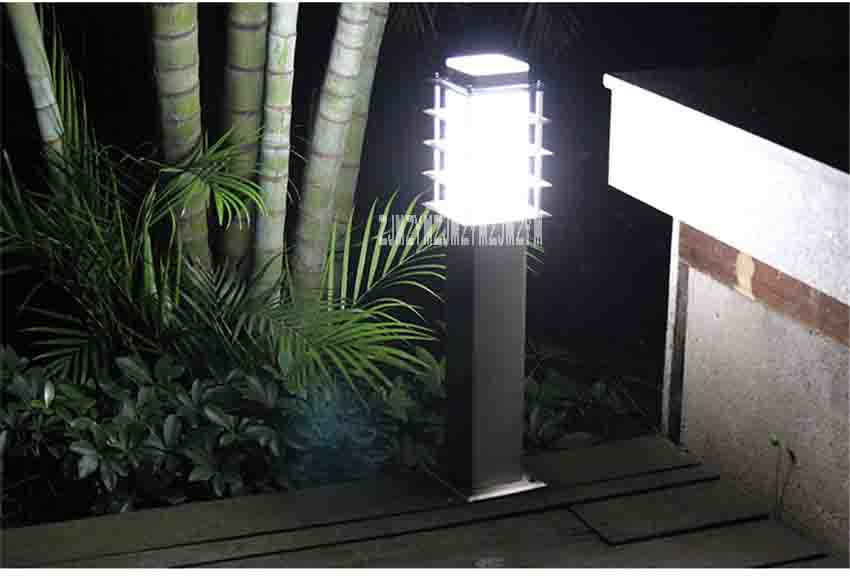 Iluminação de paisagem externa
