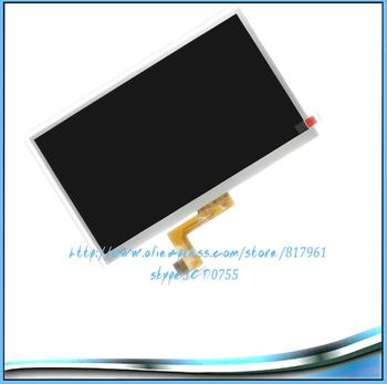 "New LCD Display Matrix For 10.1"" Majestic TAB-302 3G Tablet inner LCD Screen Panel Glass Module Replacement Free Shipping"