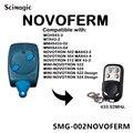 NOVOFERM garage command gate пульт дистанционного управления портативный передатчик rolling code 433 92 МГц  брелок-контроллер