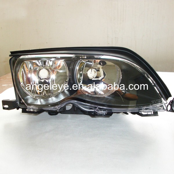 For BMW E46 318i 323i 320i 325i 330i 4 doors Angel Eyes  Head lamp Headlights Front light 2002-2005 year TW спойлер bmw e90 318i 320i 325i 330i m3