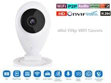 HD Mini Wi-Fi Ip-камеры, Беспроводные 720 P Смарт P2P Baby Monitor Сеть CCTV Камеры Безопасности Главная Защита Мобильный Пульт Дистанционного Cam