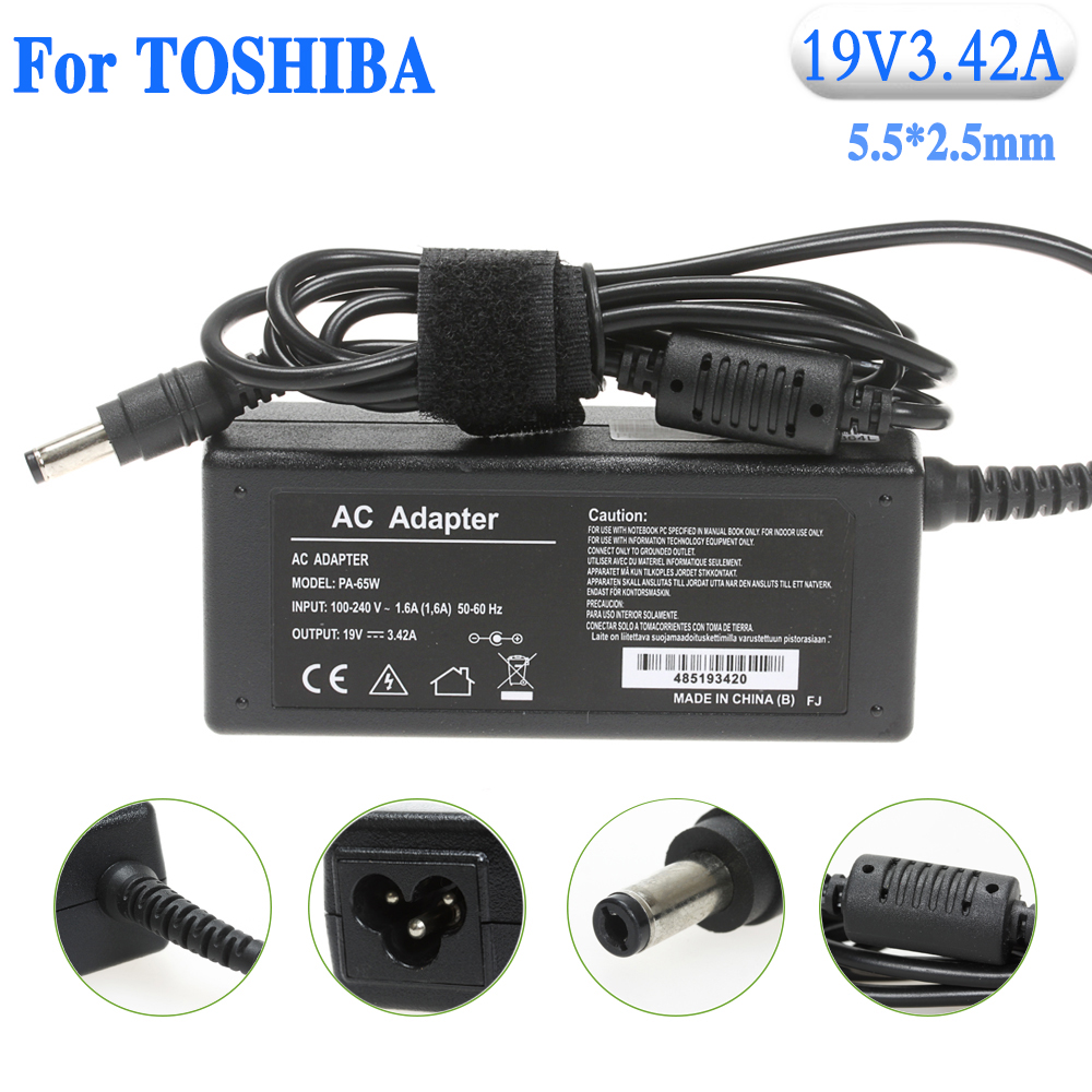 19v342a Universal Laptop Charger Adapter Supply Power For Toshiba Connector Wiring Diagram Asus Benq Lenovo Fujitsu Computer Accessories In Ac Dc Adapters From Consumer