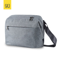 90FUN City Concise Series Shoulder Messenger Crossbody Bag Water Resistant Casual Laptop Daypack for School Men Women