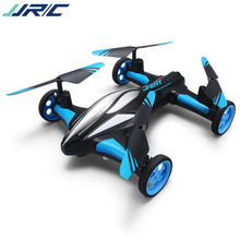 JJRC H23 Air Ground Flying Car four axis air dual mode vehicle a return pattern rolling drone hot sale