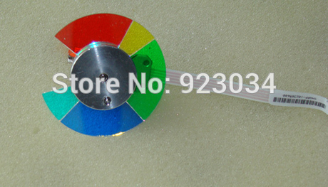 Wholesale Projector Color Wheel for XR-55X XR-50S PG-D2500X PG-D2710X PG-D3010X xr e2530sa color wheel 5 color beam splitter used disassemble