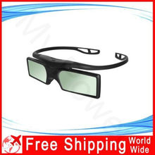 2X replacement active 3D Glasses SSG-5100GB TDG-BT500a for Samsung Sony Panasonic 3D TV and epson projector(China)